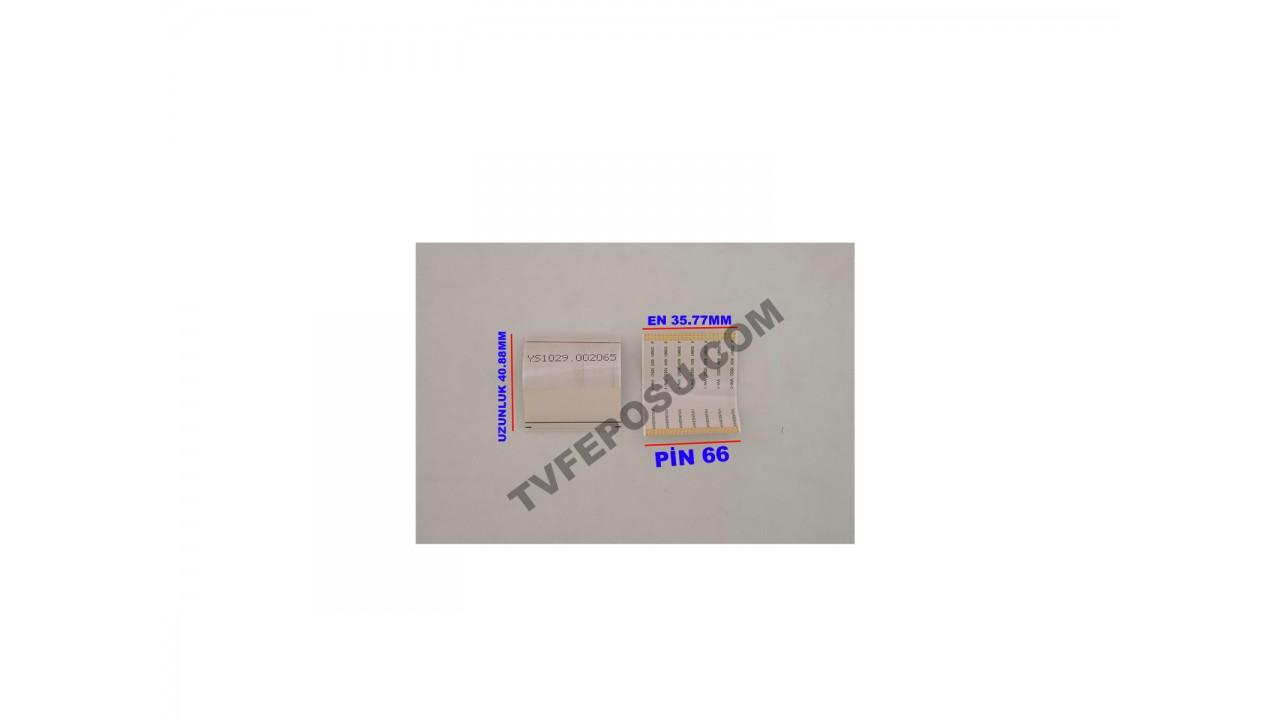 YS1029.002065, AWM 20861 60V 105C VW-1, SONY FLEX KABLO