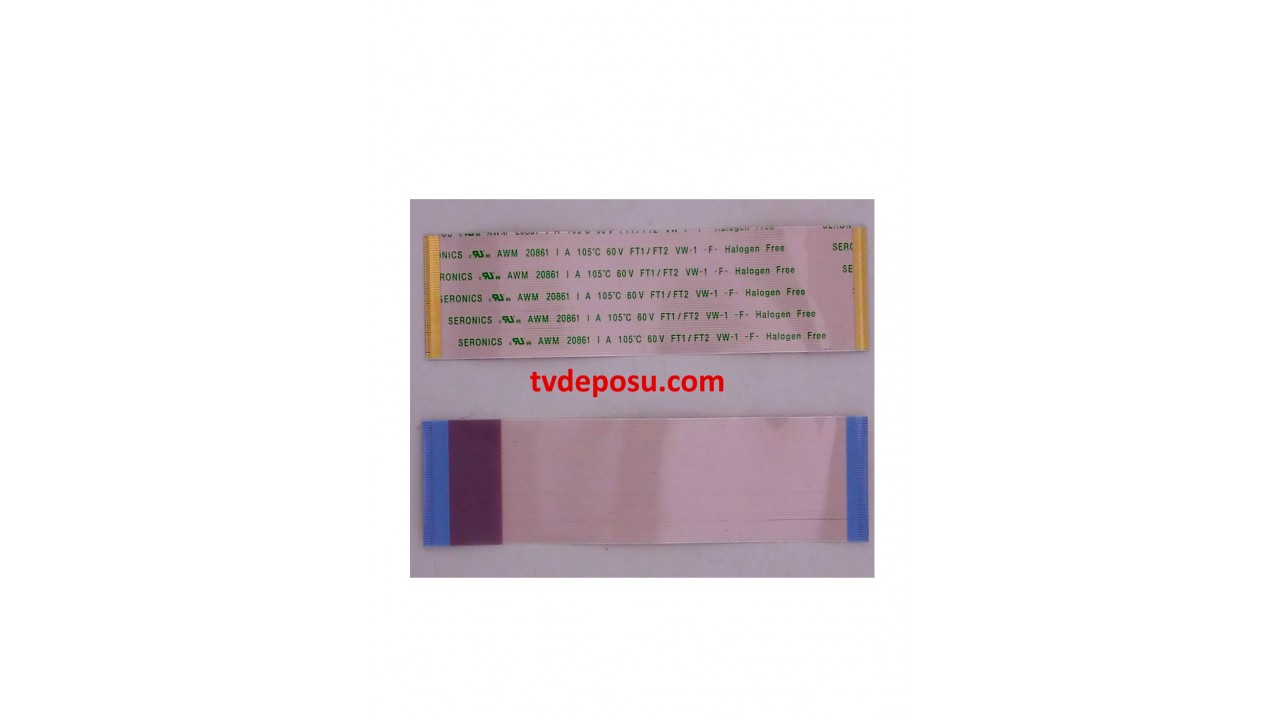 PHİLİPS, AWM 20861, LC420EUE-FFF1, T-CON FİLM KABLO
