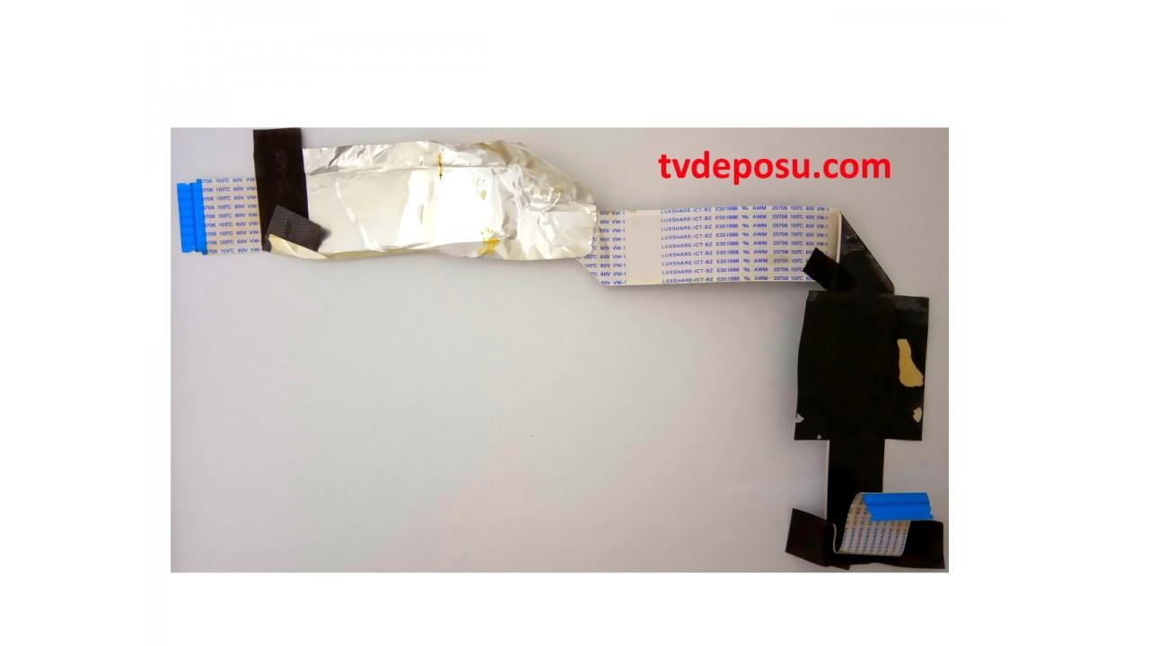 E351988,FLEX KABLO,AWM20706,23355007, 17MB97, 260215R2, MAİN BOARD, VES400UNVS-2D-N05, 23344564, VESTEL SMART 40FB7100 40 LED TV,