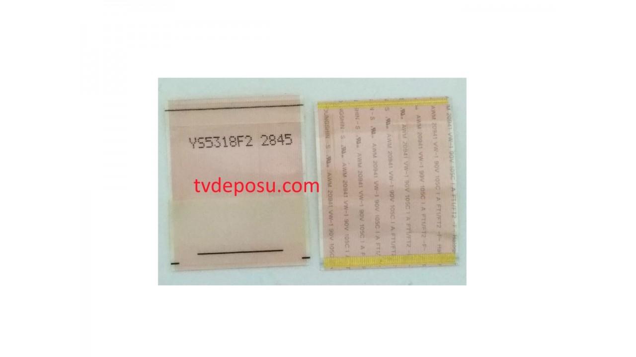 VESTEL, AWM 20941, VES400UNVS-2D-N02, 40FA7100, LED TV, FİLM KABLO, ADET FİYATIDIR