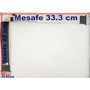 30071109, VES500UNVL-3D-S01, VESTEL 3D SMART 50FA8200 50'' LED TV, TV FLEX KABLO