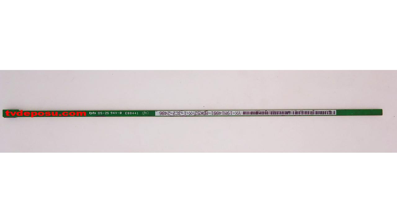 OS-2S 94-0 E88441, M195RTN01.0, AWOX, 2071, LED BAR ORİJİNAL PANEL CIKMASI