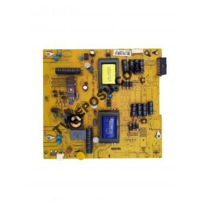 """17IPS19-5 V.1, 061112, 23090002, 27049464 255, V390HJ1-LE1 REV C1, SATELLITE 39PF5065 39"""" LED TV, POWER BOARD, BESLEME"""
