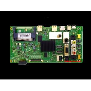 17MB110S, 23476428, VES395UNDC-2D-N12, 40R6020F 40 SMART LED TV, REGAL, MAİNBOARD, ANAKART