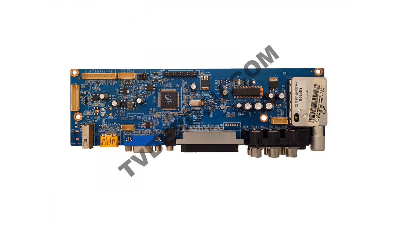 TVC.MSV39.1, VER:1.1, LTM185AT01, SN0185V29.1-T1, SUNNY ANAKART