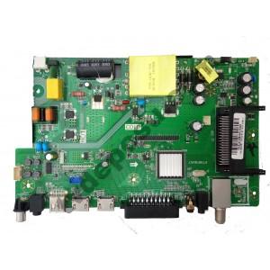 17AT010V1.0, 17AT010 40''-43'' S2 V1.0 MNL 2, LSC400HN02-804, SHEEN SH40DLK010/0202, MAİNBOARD, ANAKART
