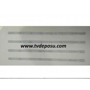 PHİLİPS, TPT315B5 , 32PFL3258K/12 LED BAR ORİJİNAL PANEL CIKIŞI