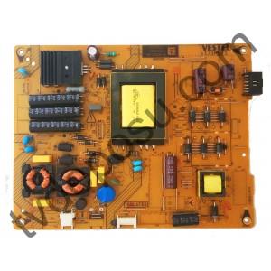 17IPS71, 27477261, 23221152, VES500UNDC-2D-N02, TECHWOOD 50DLED272 DVBS2, POWER BOARD, BESLEME KARTI
