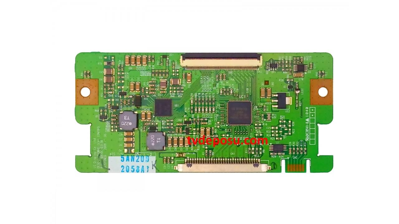 6870C-0313B, LC320WXN-SCB1, LG DİSPLAY, LOGİC BOARD, T-CON BOARD