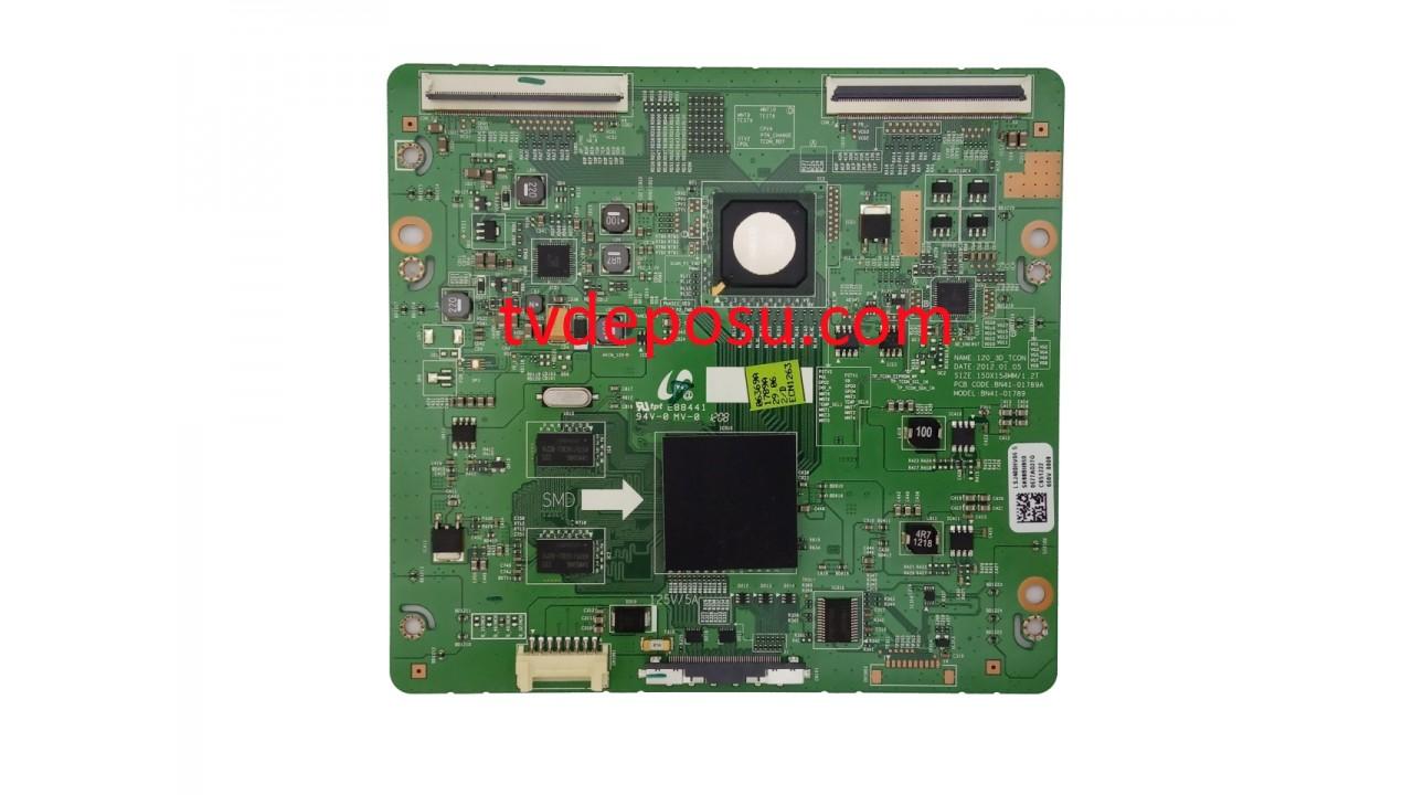SAMSUNG, BN41-01789, BN41-01789A, LSJ400HV05-S, LTJ400HV05-C, UE40ES6140W, LOGİC BOARD, T-CON BOARD