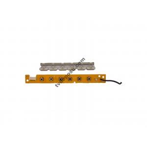 715G2588-2, LCD22WV, NEC TUŞ TAKIMI