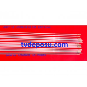 PHİLİPS, LC260WX2-SL01, 18 ADET, UZUNLUK 61 CM, ÇAP 4MM, LCD TV FLORESAN, ADET FİYATIDIR